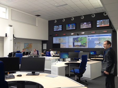 UNOSAT and the EU Emergency Response Centre discuss synergy