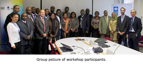 African diplomats and officials debate opportunities and