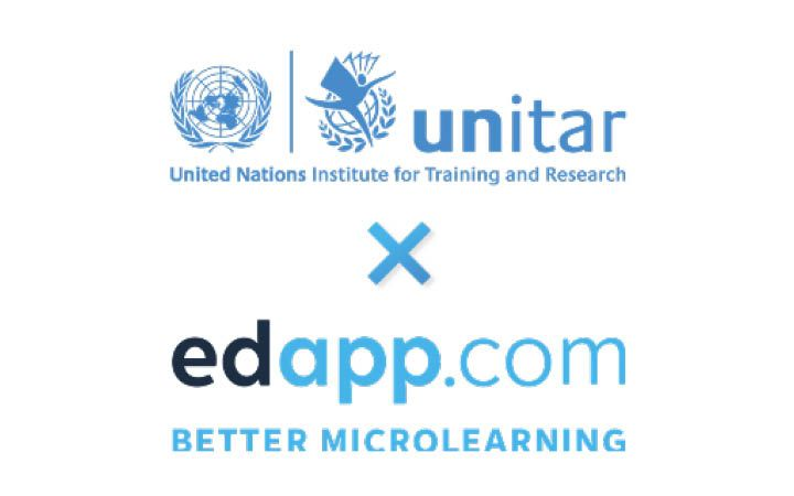 UNITAR and Edapp