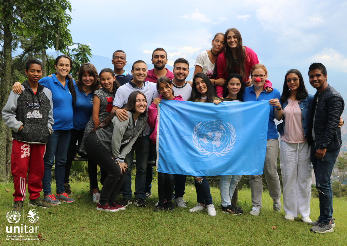 Youth-led Peace and Reconciliation in Colombia: a Transformational Approach
