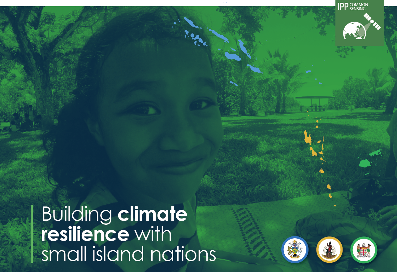 CommonSensing: Building Climate Resilience in Small Island Developing States (SIDS)
