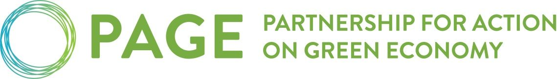 The Partnership for Action on Green Economy (PAGE)