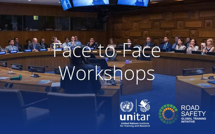 Face-to-Face Workshops