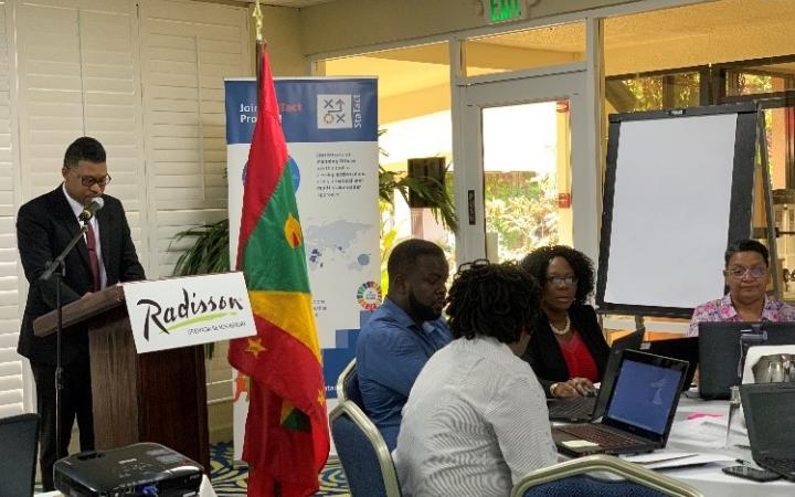 Grenada joining the StaTact Process