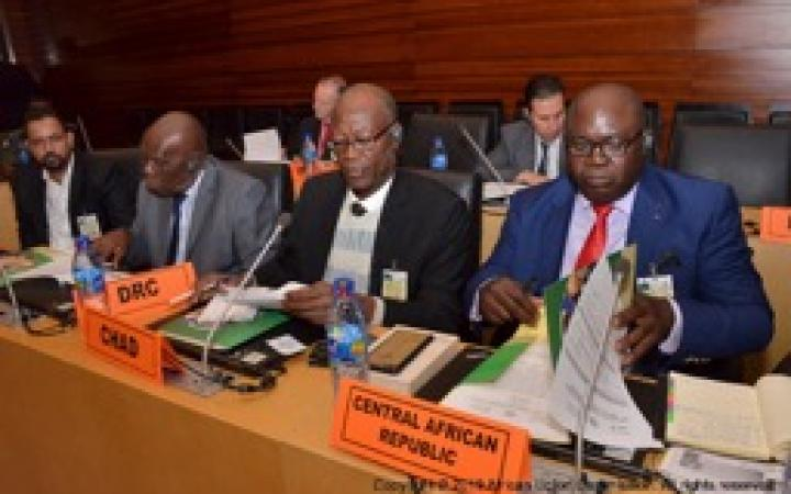 AU/UNITAR initiative ''Building and maintaining capacity to implement DDR in Africa''