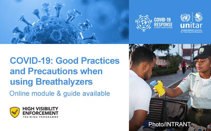 COVID-19 Preparedness and Response - Good Practices and Precautions when using Breathalyzers