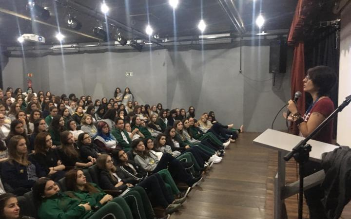 "CIFAL Curitiba Begins ""Women in Science"" Lecture Series"