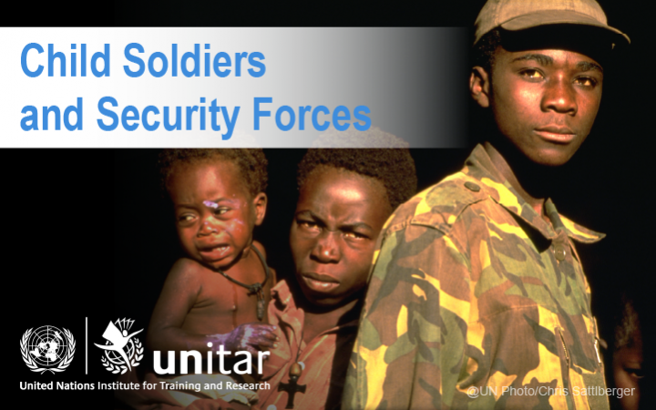 Child Soldiers and Security Forces