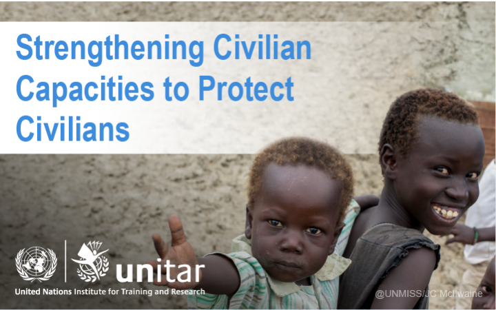 Strengthening Civilian Capacities to Protect Civilians