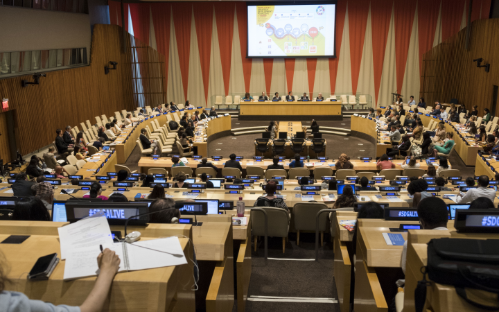 High-level Political Forum on Sustainable Development 2