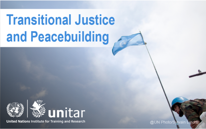 Transitional Justice and Peacebuilding