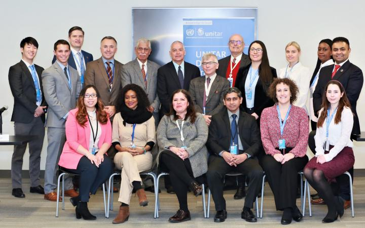 UNITAR Global Diplomacy Initiative 2019