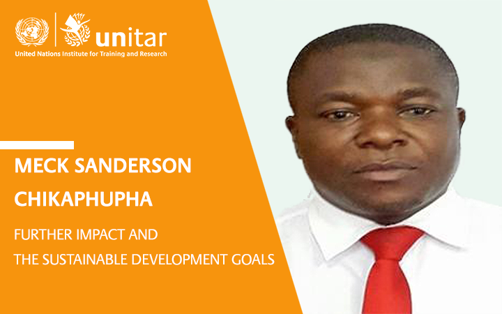 Meck Sanderson Chikaphupha, Further Impact and the Sustainable Development Goals