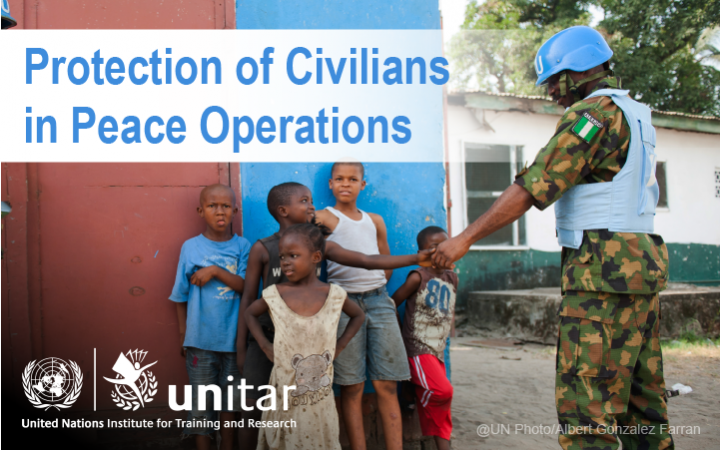 Protection of Civilians in Peace Operations