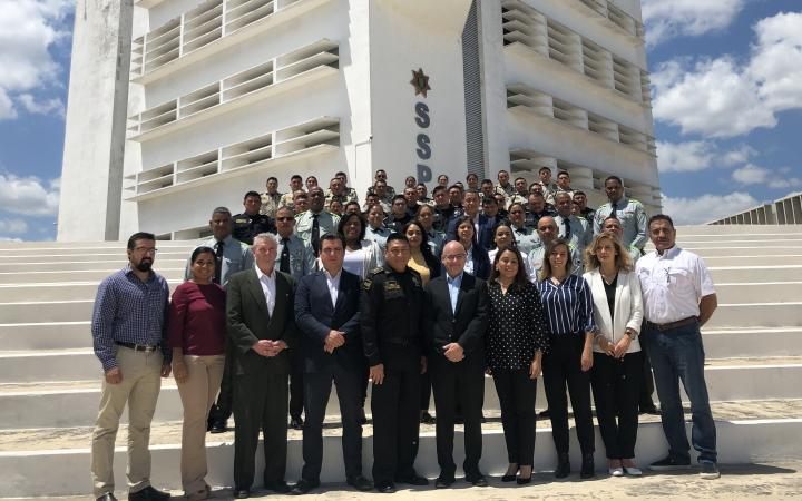 Empowering Law Enforcement Officers from the Dominican Republic to Tackle Drinking and Driving