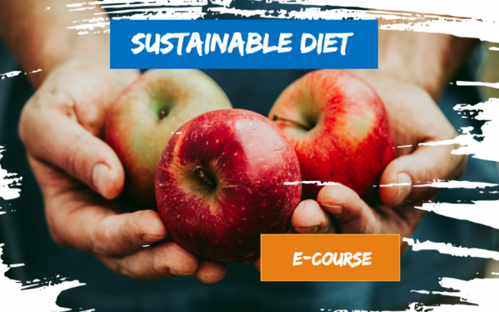 Sustainable Diet E-Course