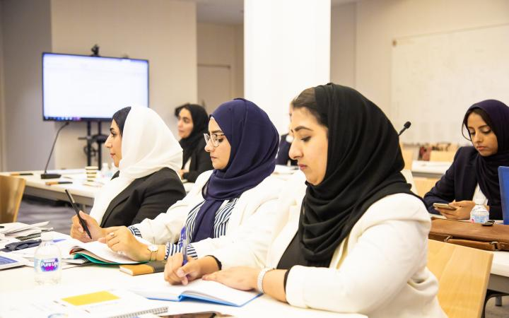 UNITAR NYO LAUNCHES CORE DIPLOMATIC TRAINING FOR UAE DELEGATES