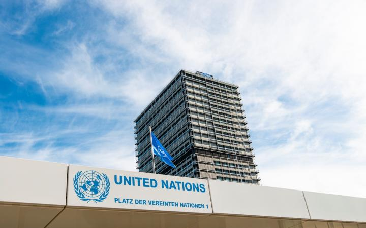 UNITAR Opens office in Bonn