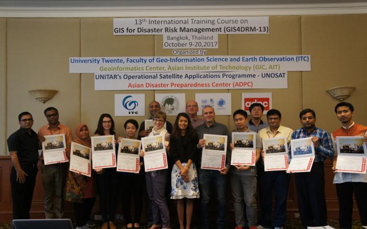 Disaster risk reduction with Geographic Information Systems in Guyana