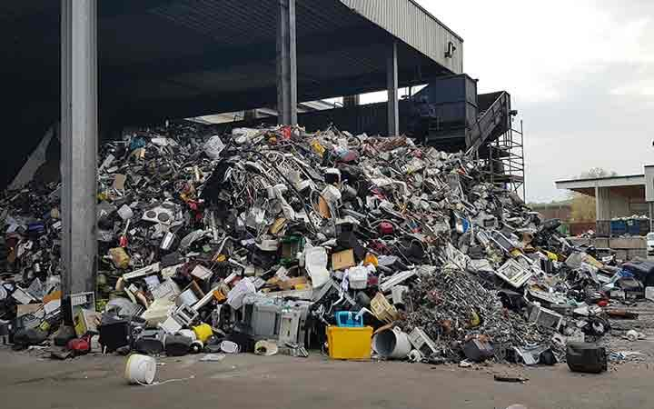 EU-28, Switzerland, Norway and Iceland collect and report 55% of Waste Electrical and Electronic Equipment (WEEE)