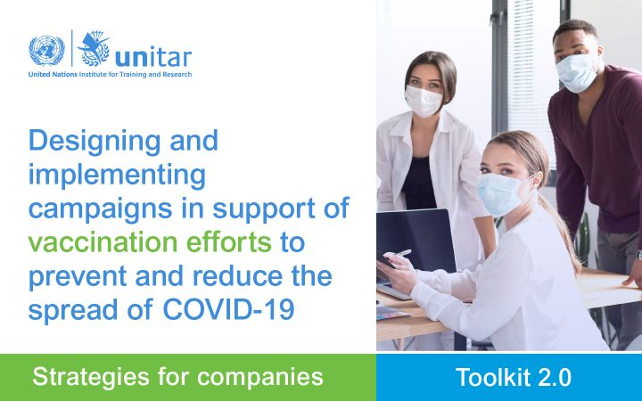 Empowering Companies to Develop and Design Effective COVID-19 Vaccination Campaigns