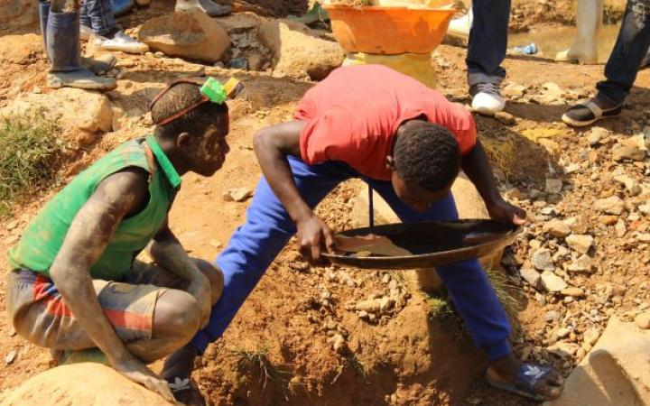 Artisanal and small scale gold mining (ASGM)