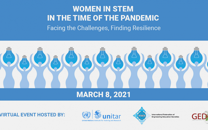 Women in STEM in the Time of the Pandemic