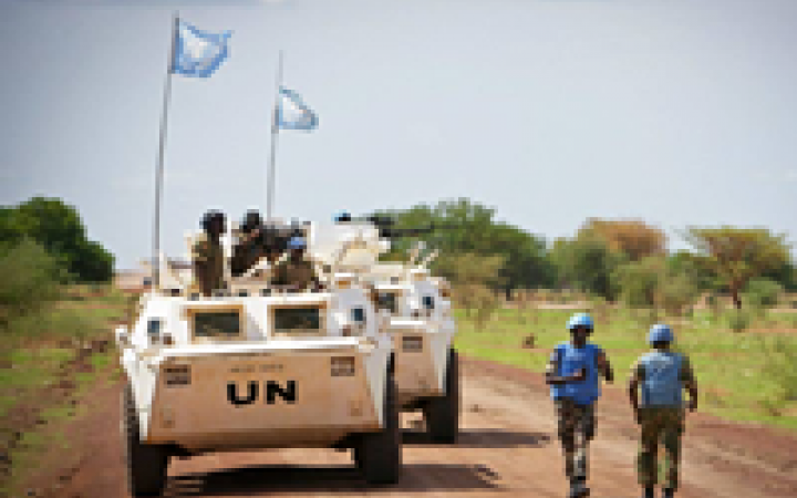 Environment, natural resources and UN peacekeeping operations: Restoring Governance of Natural Resources