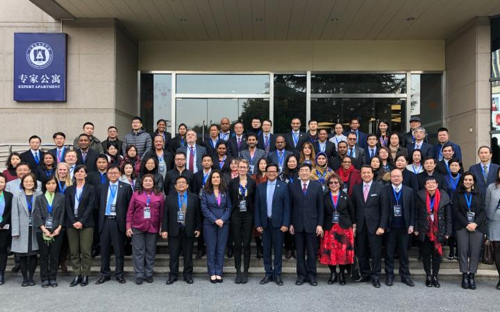 Asia-Pacific Learning Conference on a Holistic Implementation of the 2030 Agenda