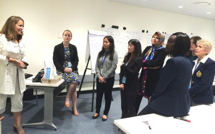 Workshop on Women's Leadership at High Level Political Forum for Sustainble Development