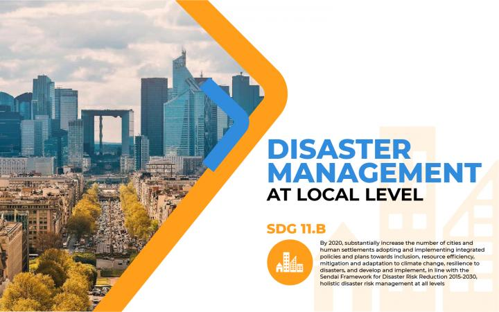 Resilience and Disaster Risk Reduction at Local Level