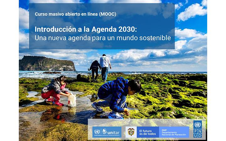 MOOC_Introduction to the 2030 Agenda_ES_banner