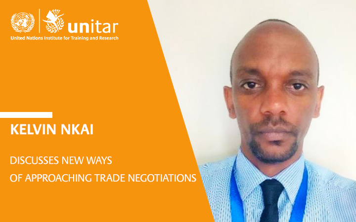 Kelvin Nkai, Export Promotion Council of Kenya