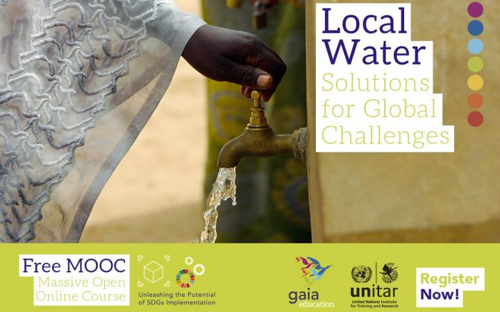Local Water Solutions for Global Challenges