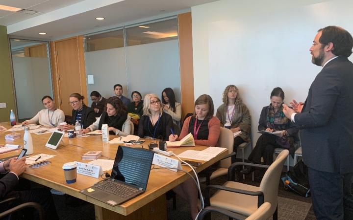 UNITAR holds Workshop on The Rights of Indigenous Peoples