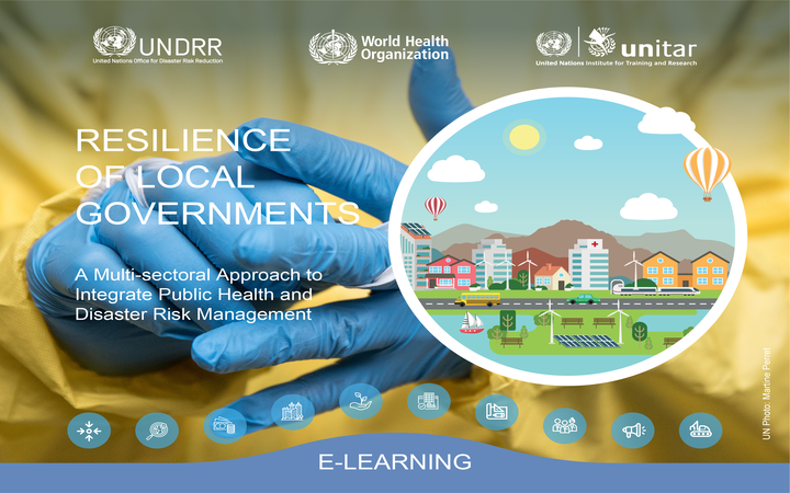 Public Health and Disaster Risk Management poster