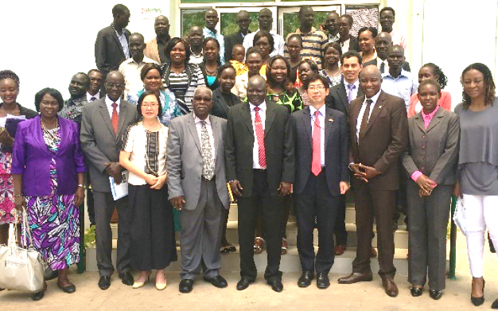 UNITAR Hiroshima South Sudan Fellowship on Entrepreneurship and Project Planning