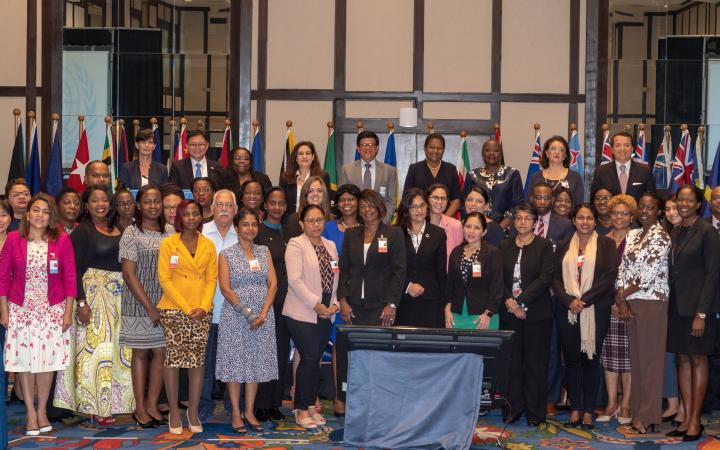 CARIBBEAN LEARNING CONFERENCE ON A HOLISTIC IMPLEMENTATION OF THE 2030 AGENDA