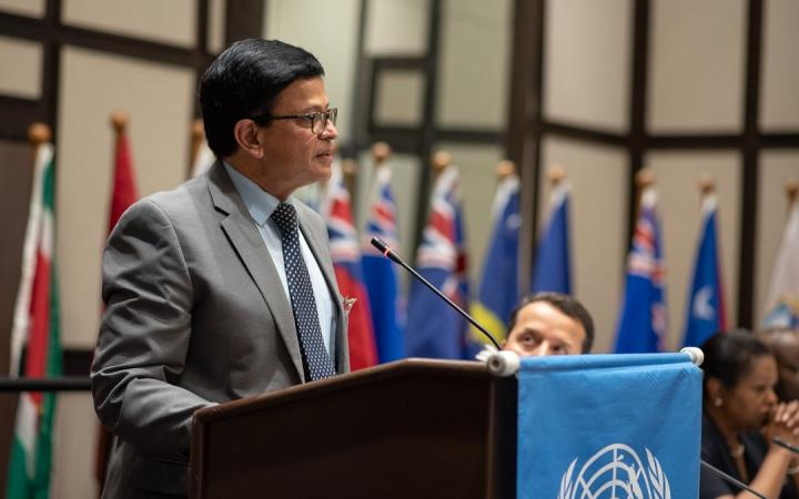 UNITAR Executive Director Nikhil Seth remark at CARIBBEAN LEARNING CONFERENCE ON A HOLISTIC IMPLEMENTATION OF THE 2030 AGENDA