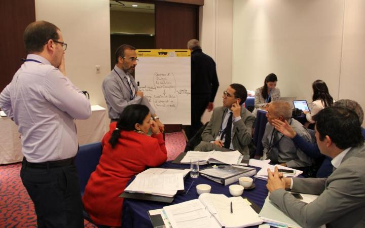 UNITAR Hiroshima Concludes Anti-Corruption Training Programme for North Africa