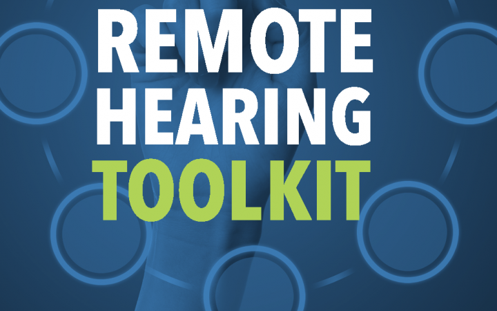 Remote Hearing Toolkit