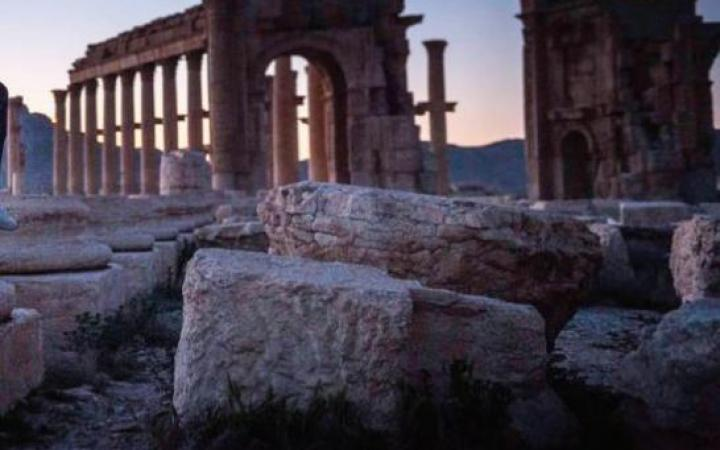 the Syria World Heritage Sites Report
