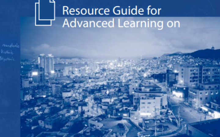 UN CC:Learn Resource Guide for Advanced Learning on Climate Change and Cities