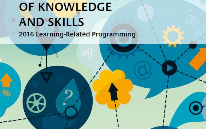 Evaluation on beneficiary application of knowledge and skills: 2016 learning-related programming