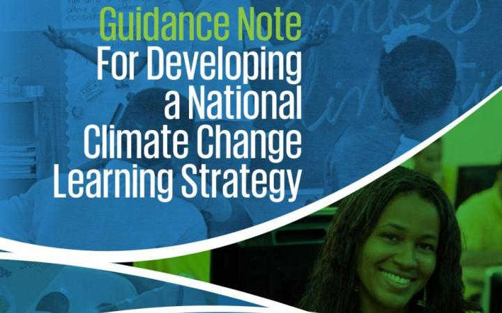 UN CC:Learn Guidance Note for Developing a National Climate Change Learning Strategy
