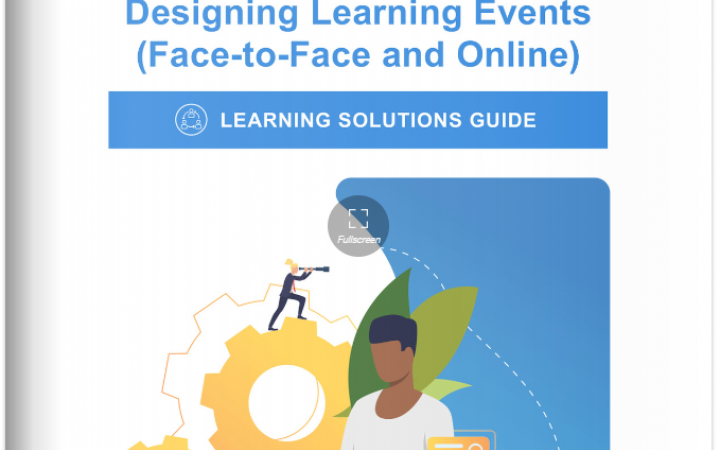 Learning Solutions Guide - Guiding Questions for Designing Learning Events (Face-to-Face and Online)