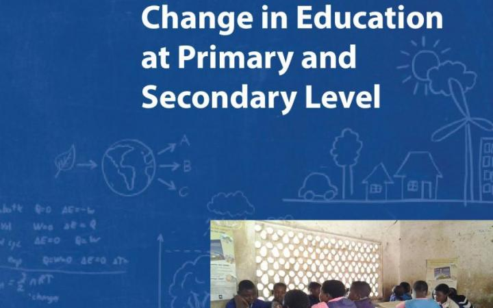 UN CC:Learn Resource Guide for Advanced Learning on Integrating Climate Change in Education at Primary and Secondary Level