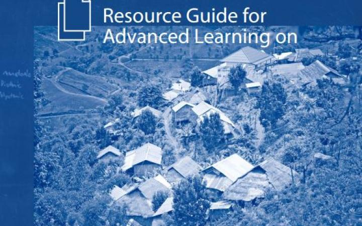 UN CC:Learn Resource Guide for Advanced Learning on REDD+