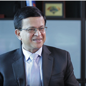 Interview with UNITAR Executive Director Nikhil Seth