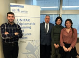 UNITAR New York Office – Launching of New Training Courses and Lecture Series